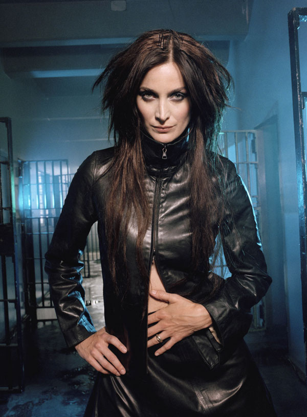 Carrie Anne Moss - Craig de Cristo photoshoot