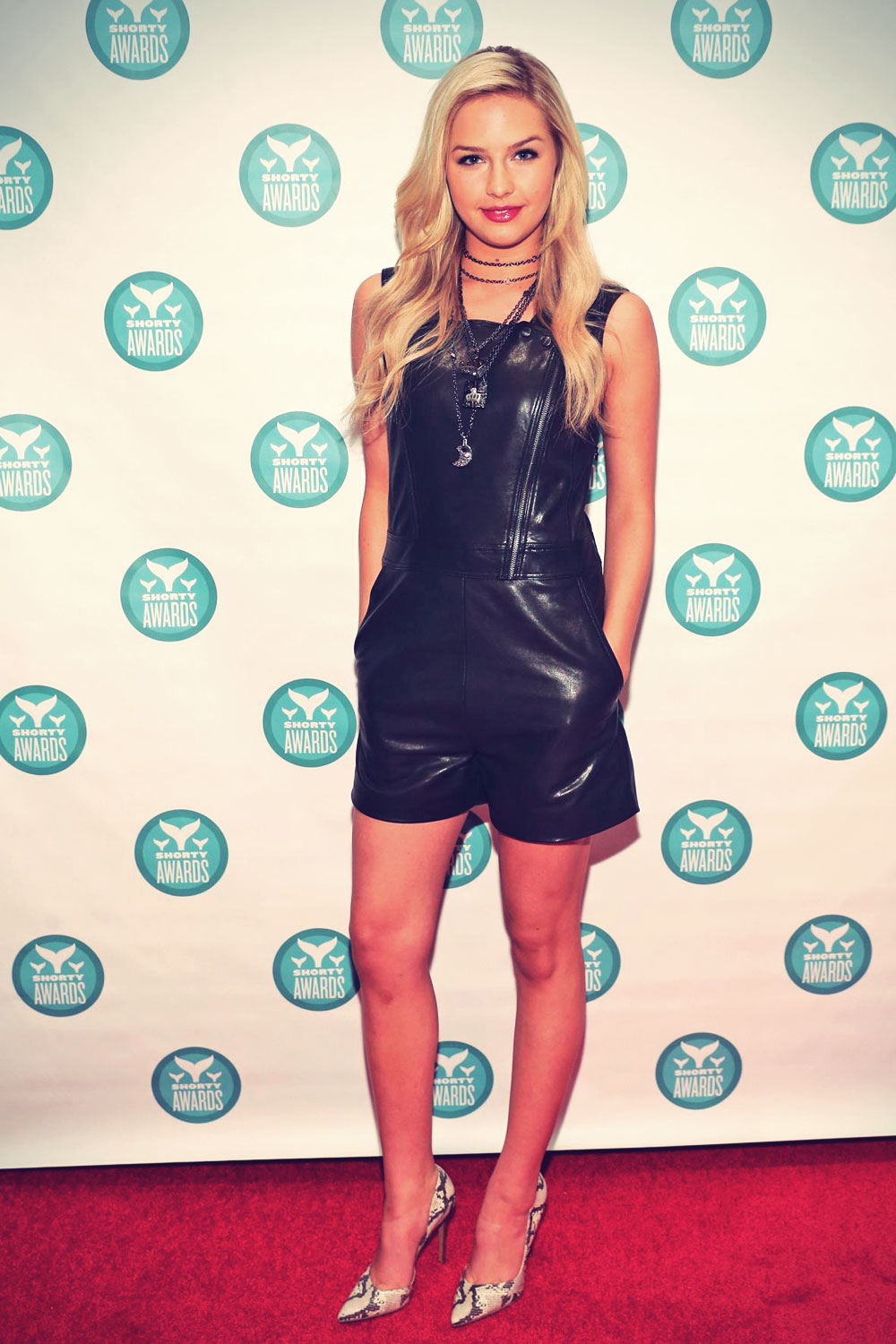 Cassidy Marie Wolf at the 6th Annual Shorty Awards