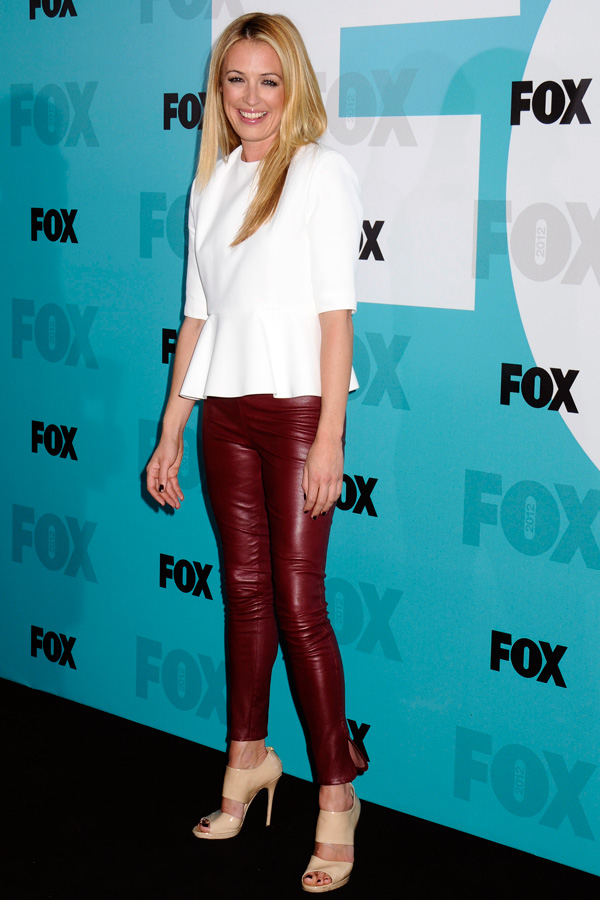 Cat Deeley at Fox 2012 Programming Presentation