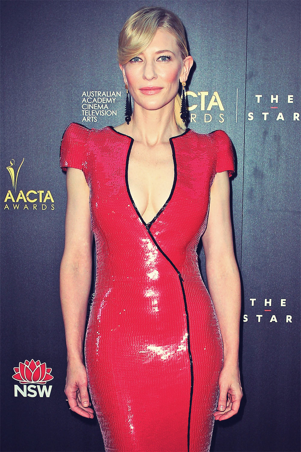 Cate Blanchett 2nd annual AACTA Awards