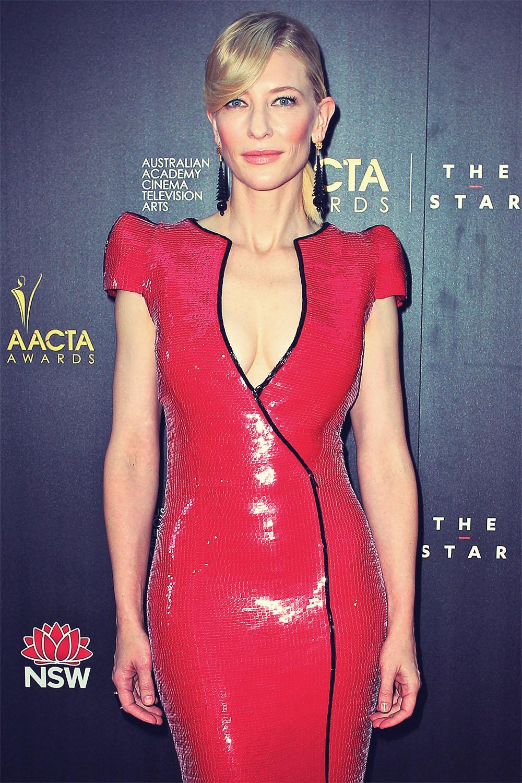 Cate Blanchett 2nd annual AACTA Awards
