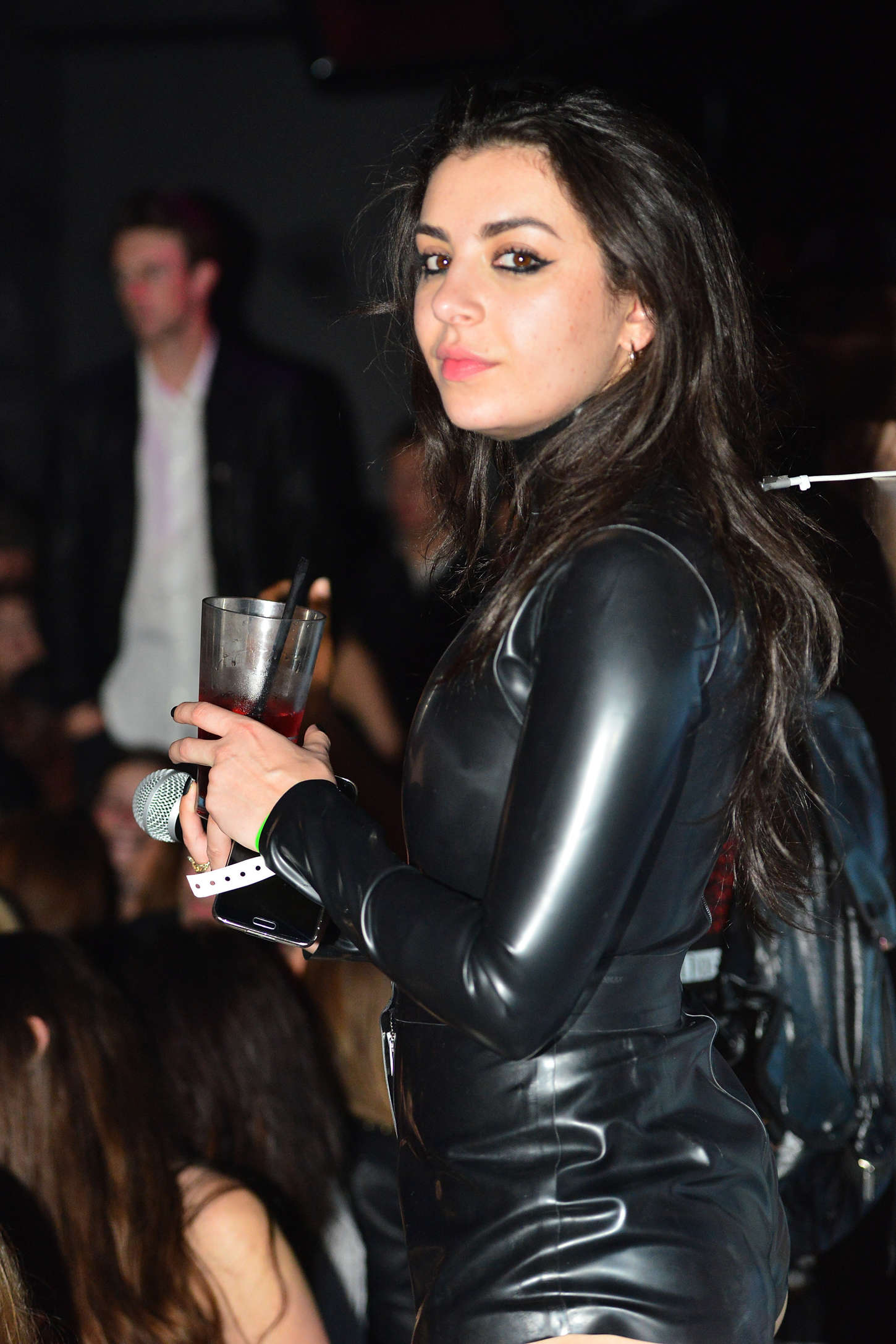 Charli Xcx Attends Galore Celebrates The Music Issue