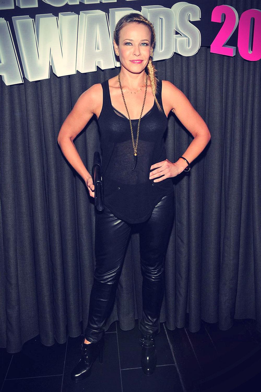 Chelsea Handler attends the 2013 Paper Magazine Nightlife Awards
