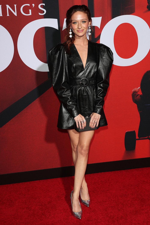 """Chelsea Talmadge attends LA Premiere of """"Doctor Sleep"""""""