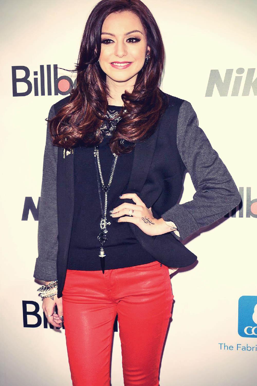 Cher Lloyd 2012 Billboard Women In Music