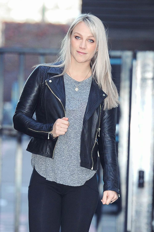 Chloe Madeley at ITV Studios