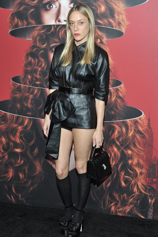 Chloe Sevigny attends Netflix's 'Russian Doll' Season 1 premiere