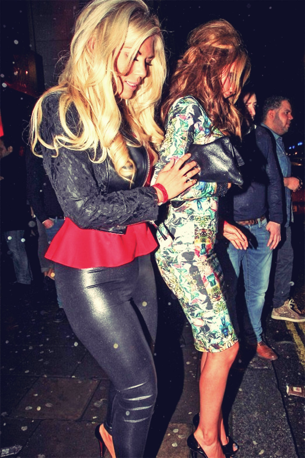 Frankie Essex at the Mayfair