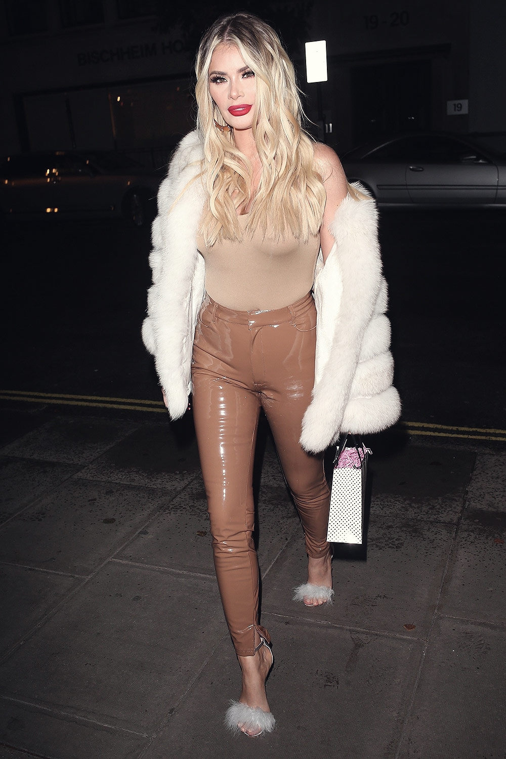 Chloe Sims joining Lauren Pope ahead of Birthday celebrations