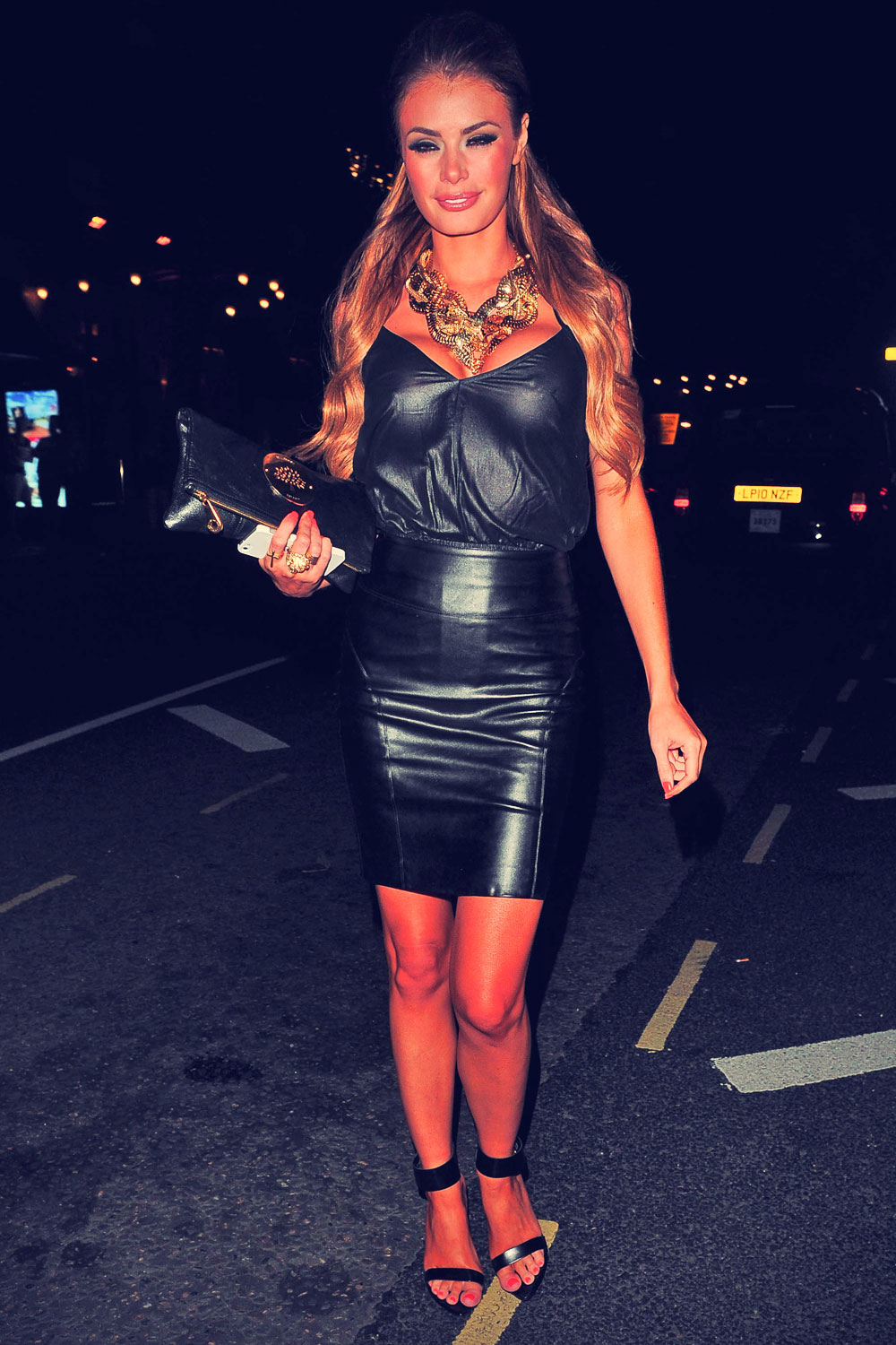 Chloe Sims leaving STK Restaurant