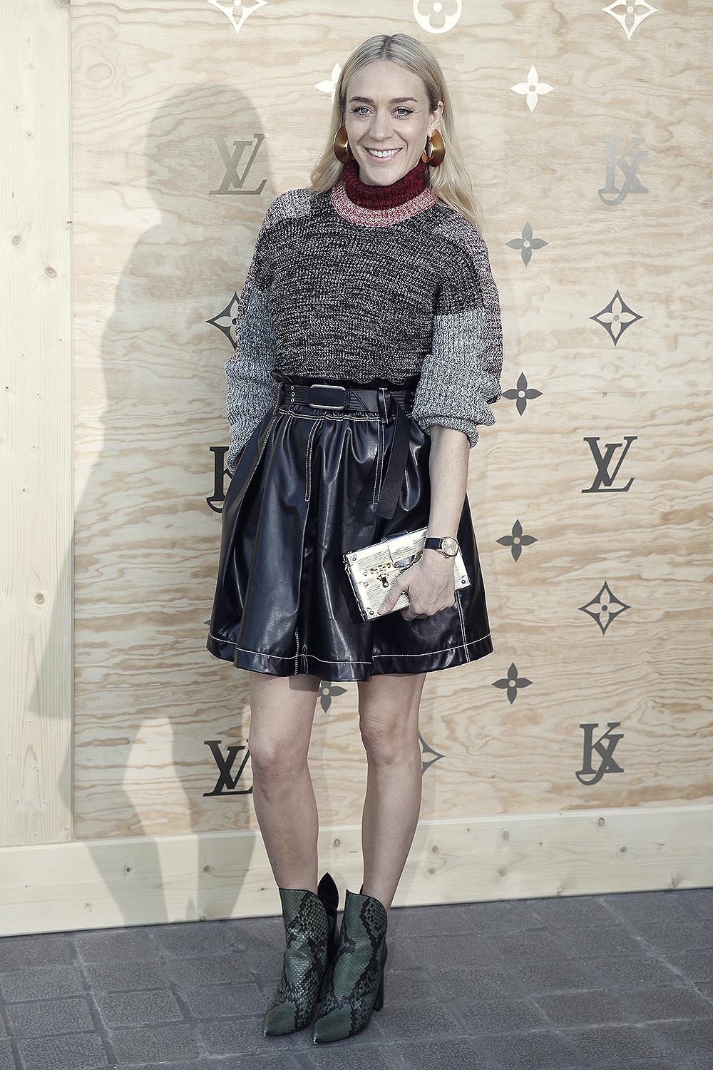 Chloe Sevigny attends Louis Vuitton dinner party