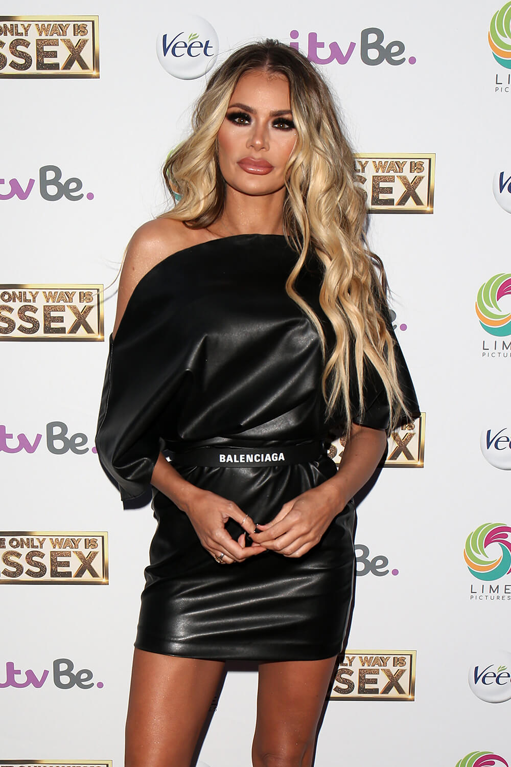 Chloe Sims at The Only Way is Essex Photocall