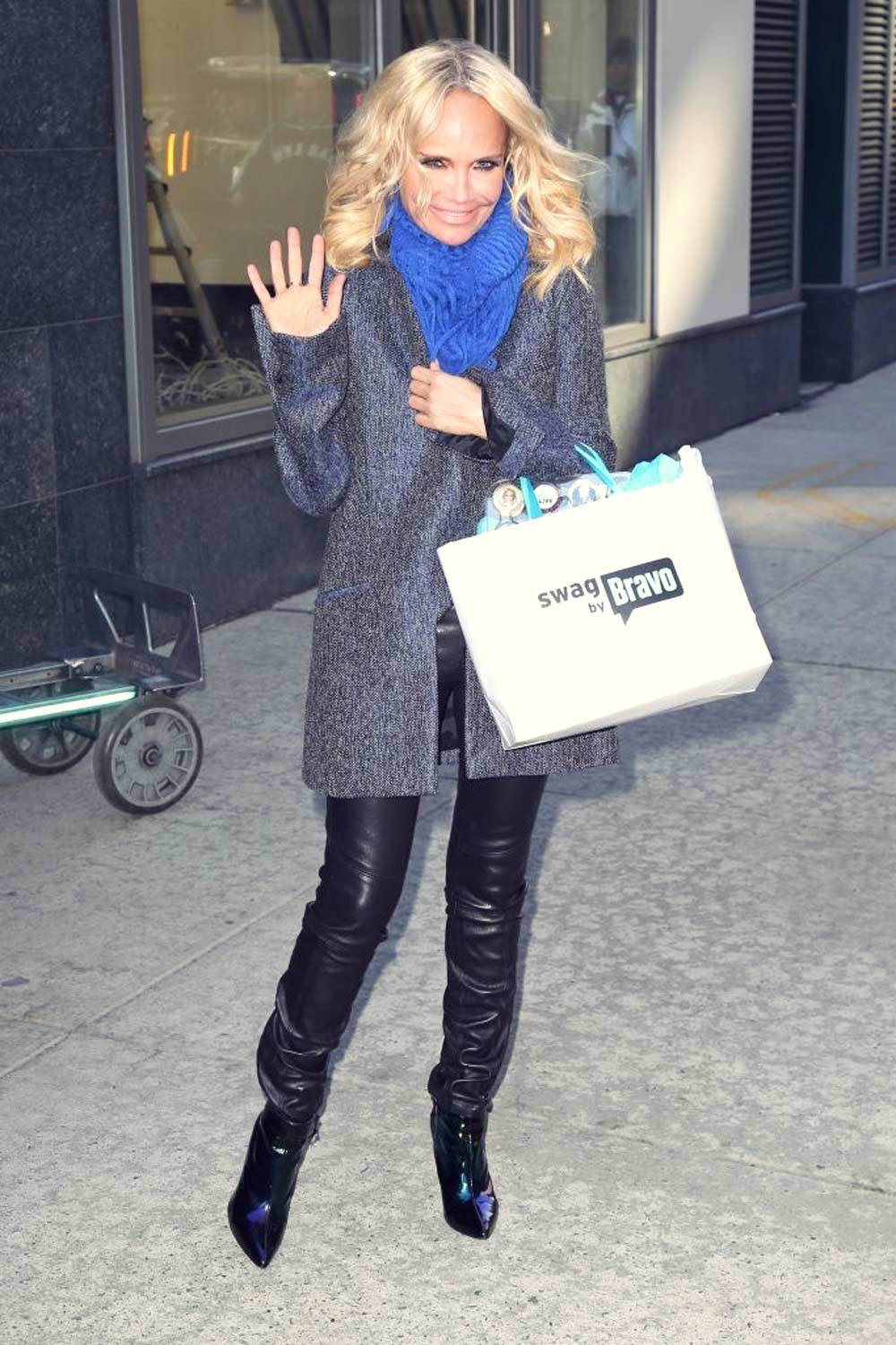 Kristin Chenoweth at the JC Penney Get Your Penney