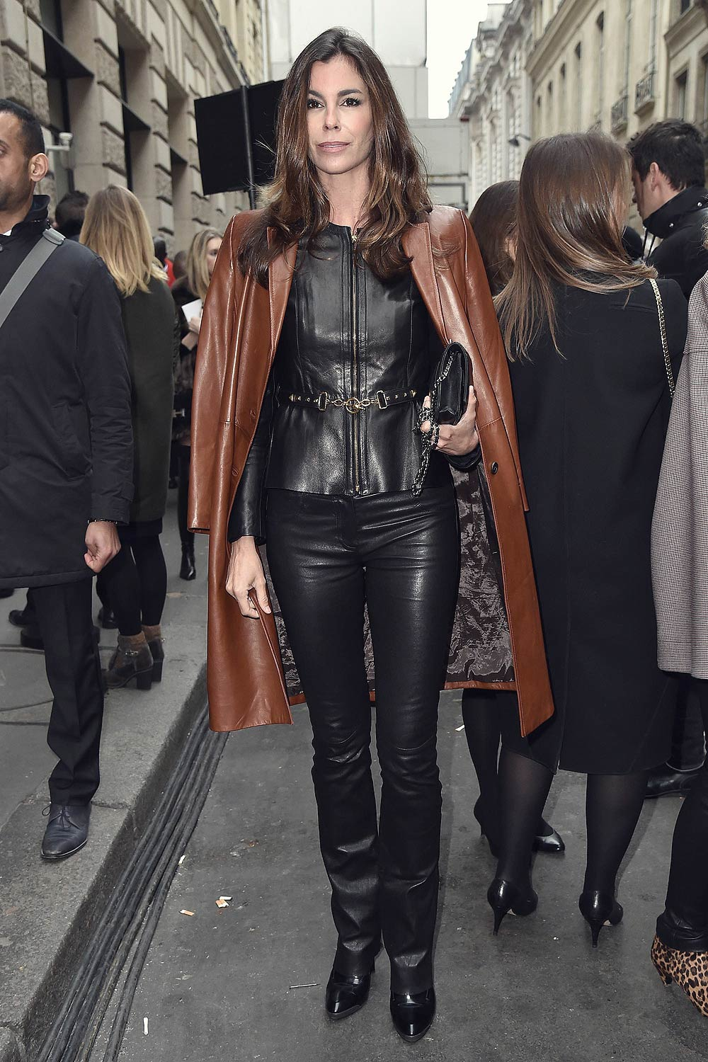 Christina Pitanguy Attends The Elie Saab Haute Couture