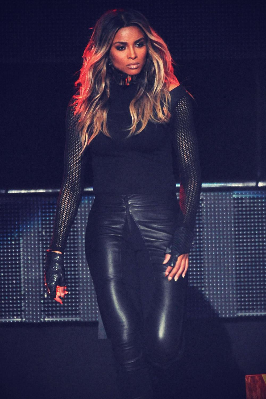 Ciara at BET's Black Girls Rock 2012 CHEVY