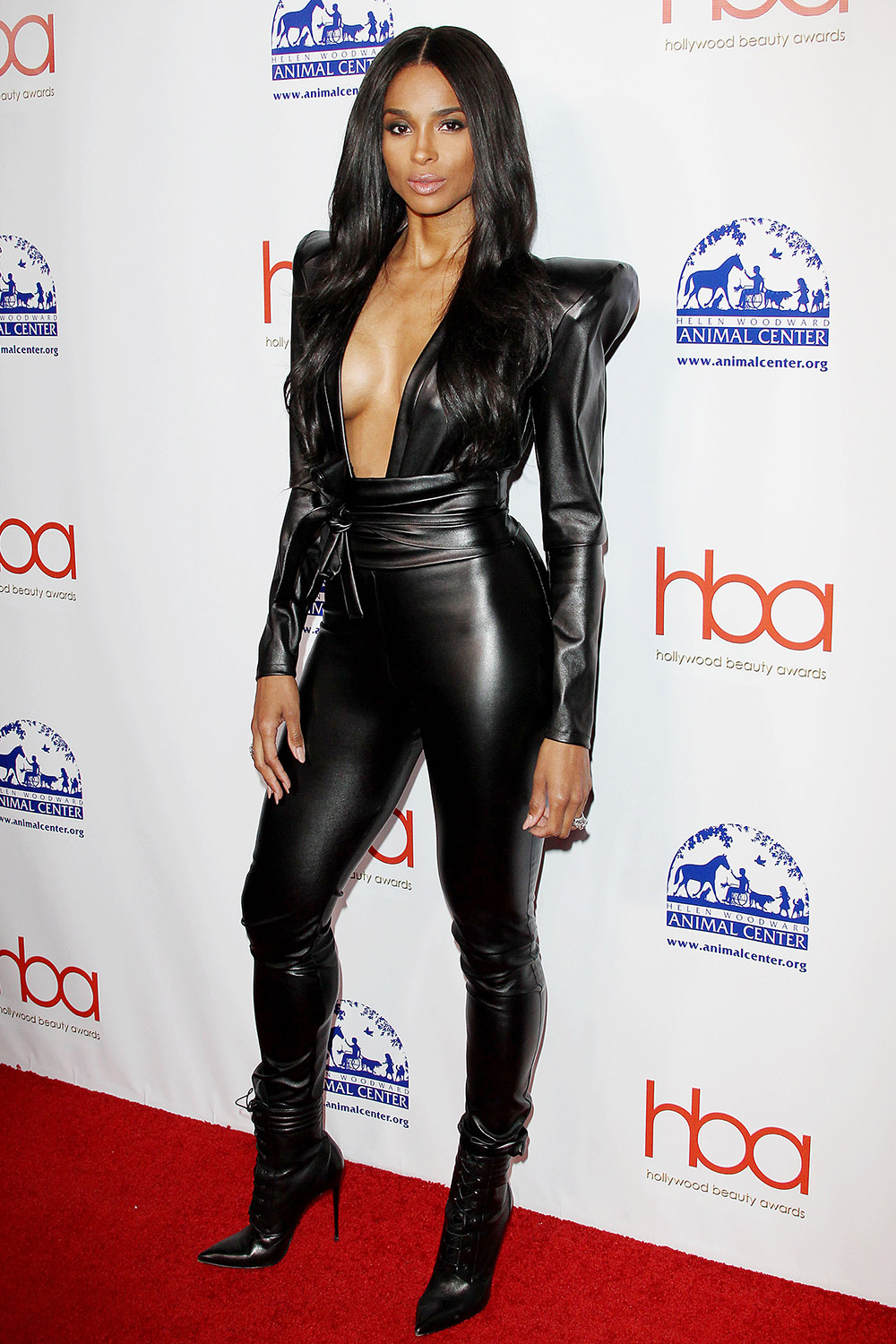 Ciara attends 5th Annual Hollywood Beauty Awards
