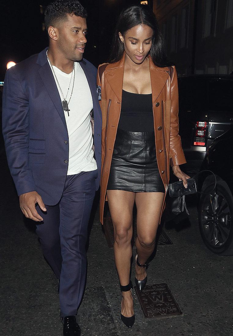 Ciara leaving Soho House Private Members Club