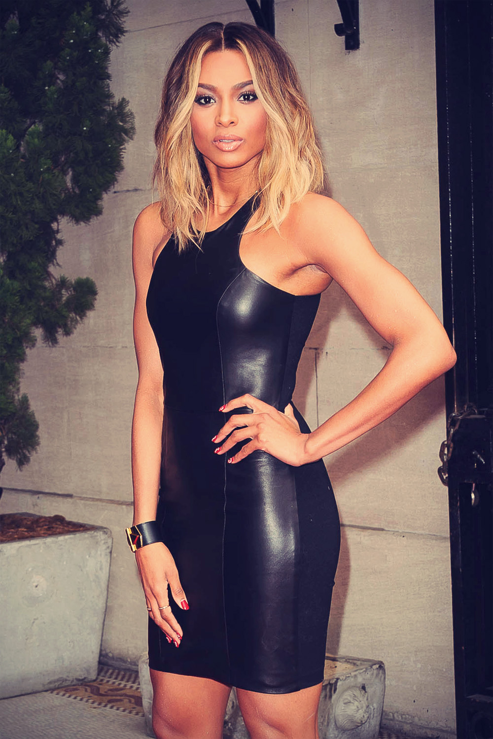 Ciara at the 2012 Billboard Women In Music Luncheon