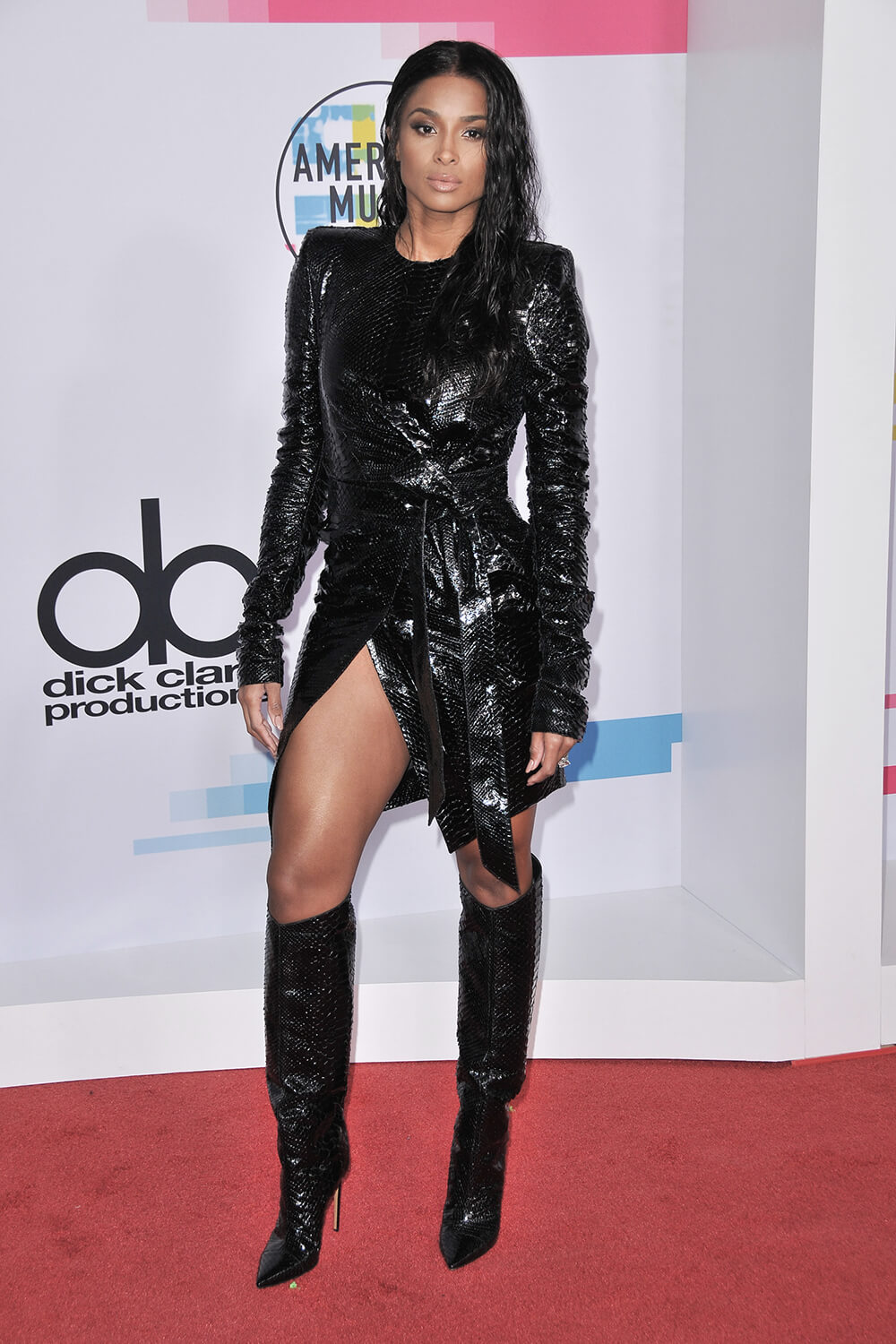 Ciara attends 2017 American Music Awards