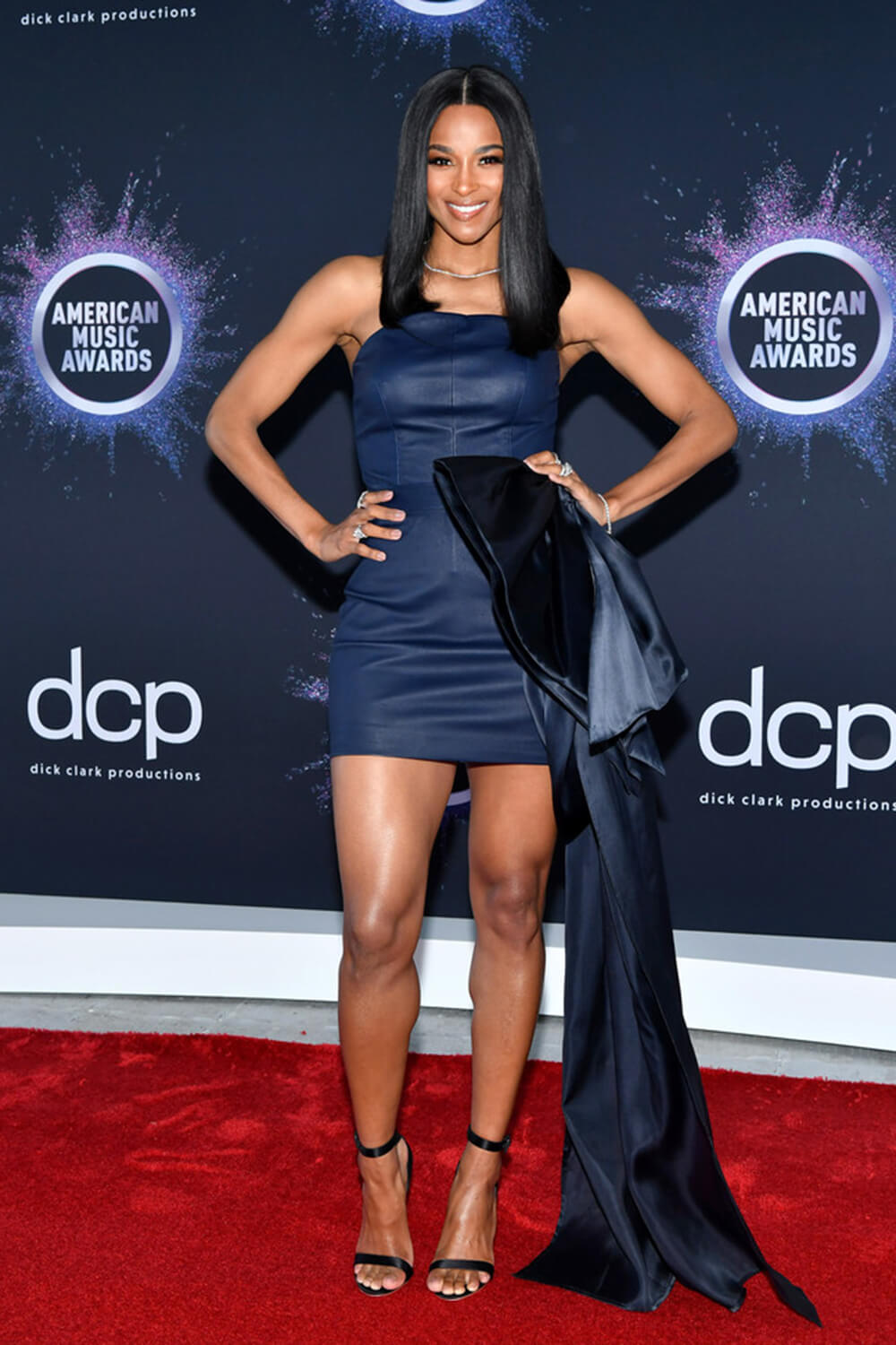 Ciara attends 2019 American Music Awards