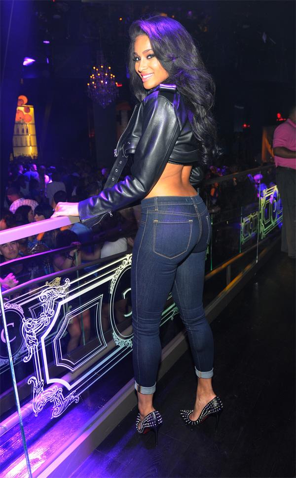 Ciara Haze nightclub