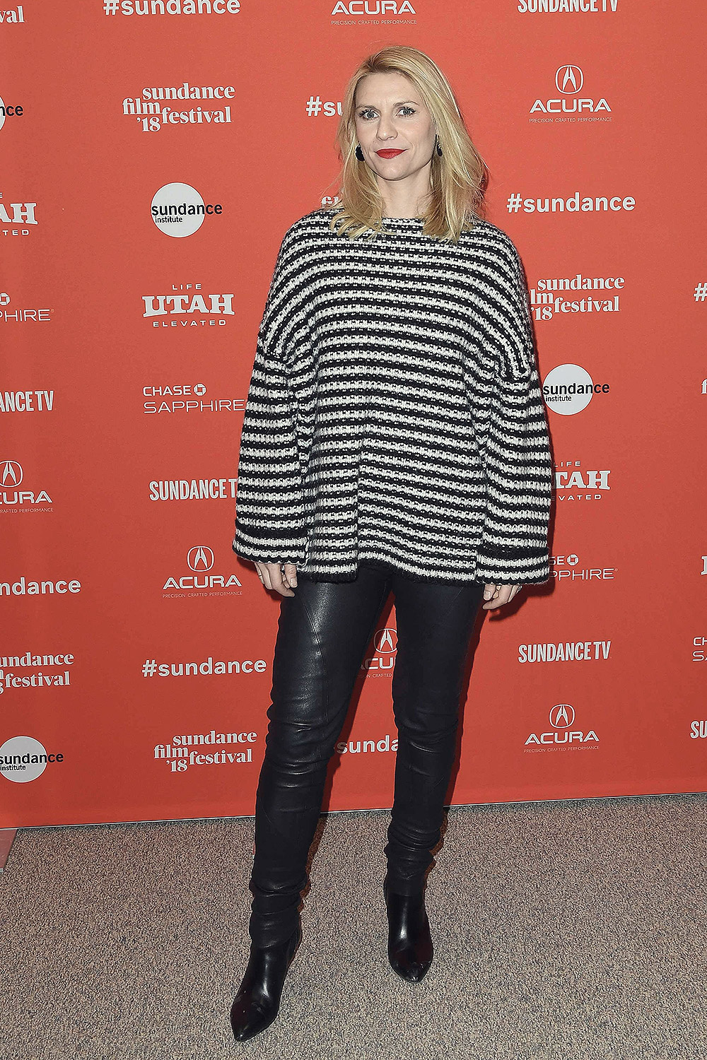 Claire Danes attends A Kid Like Jake Premiere