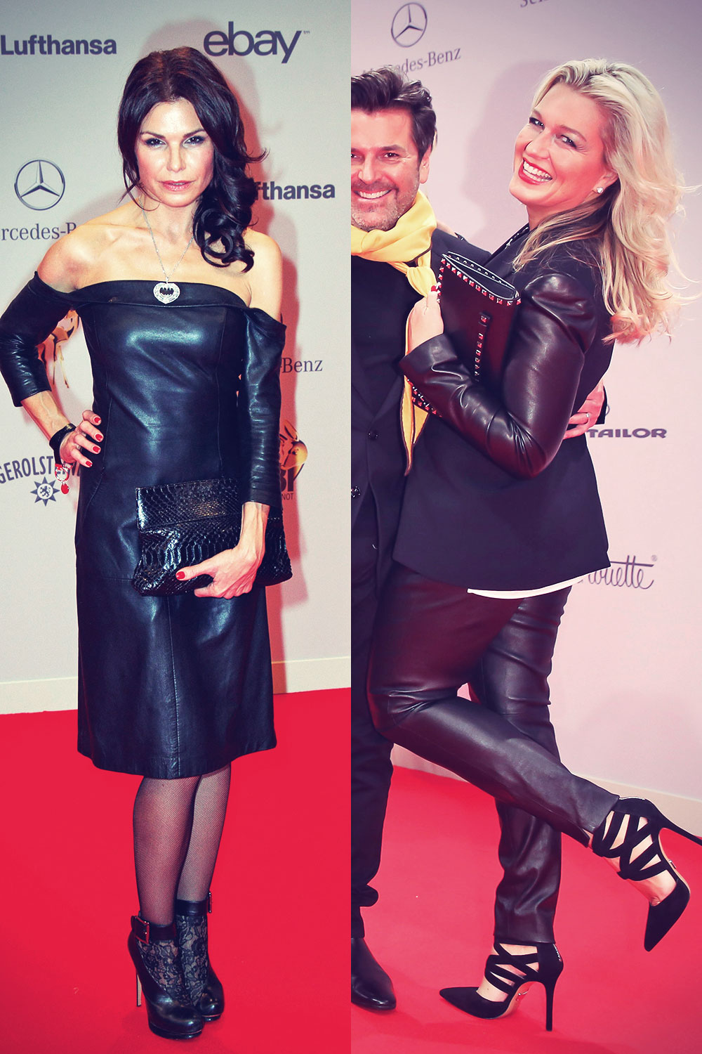 Claudia Anders attends Tribute To Bambi