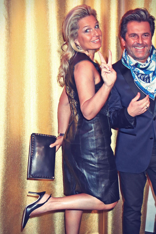 Claudia Andres attends the Lambertz Monday Night