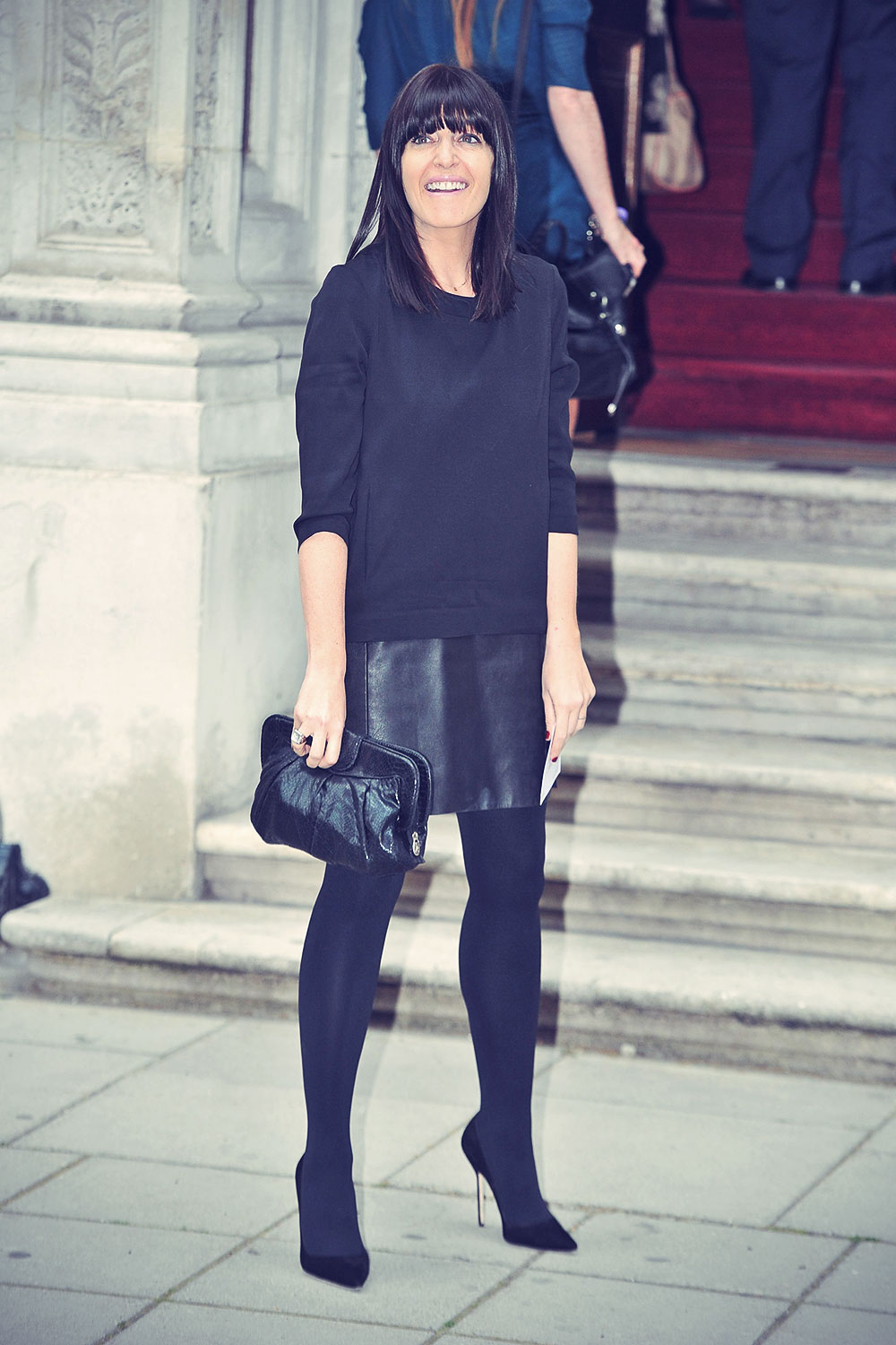 Claudia Winkleman attends Best of Britain's Creative Industries reception