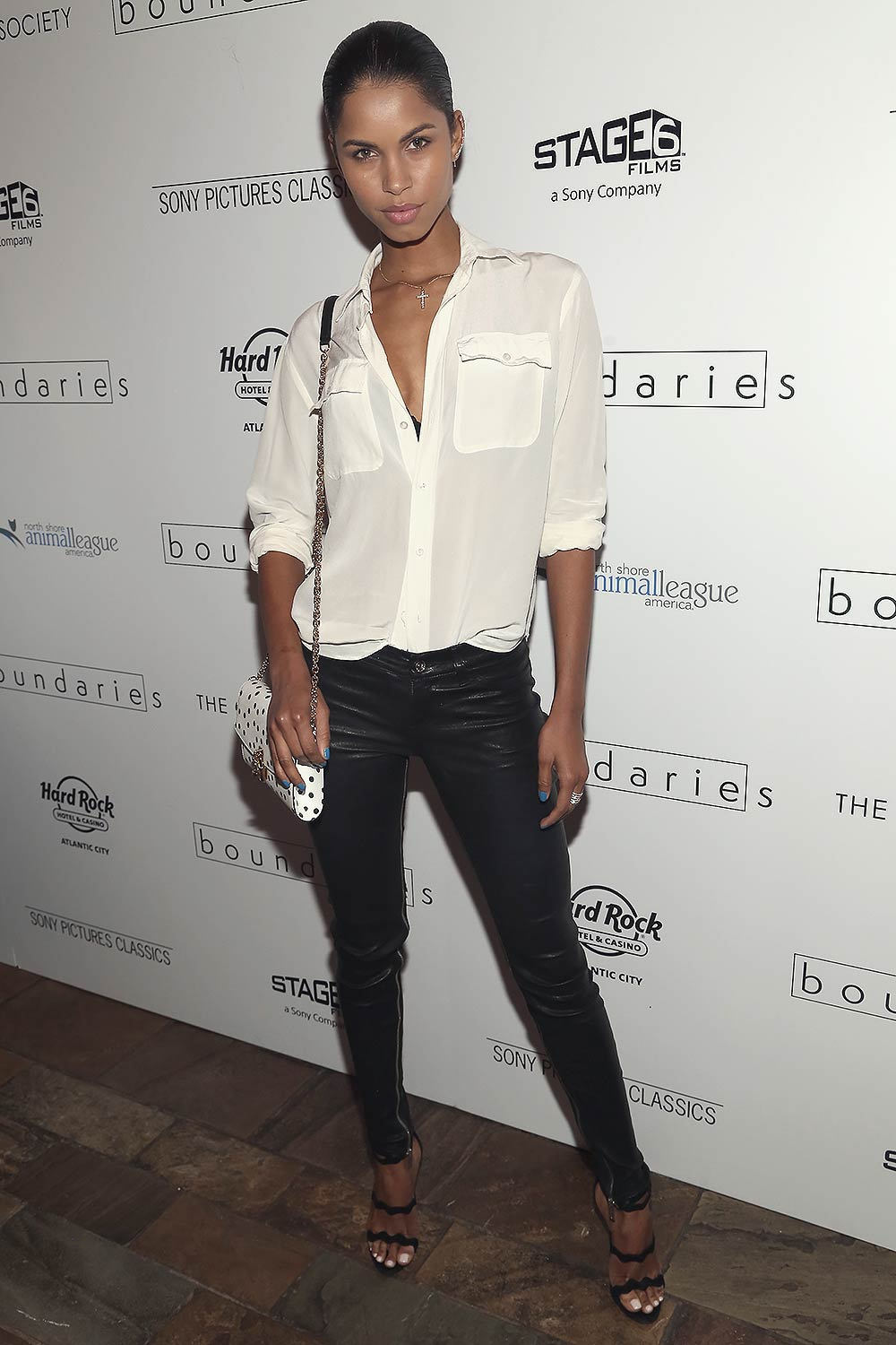 Daiane Sodre attends Screening of Sony Pictures Classics 'Boundaries'