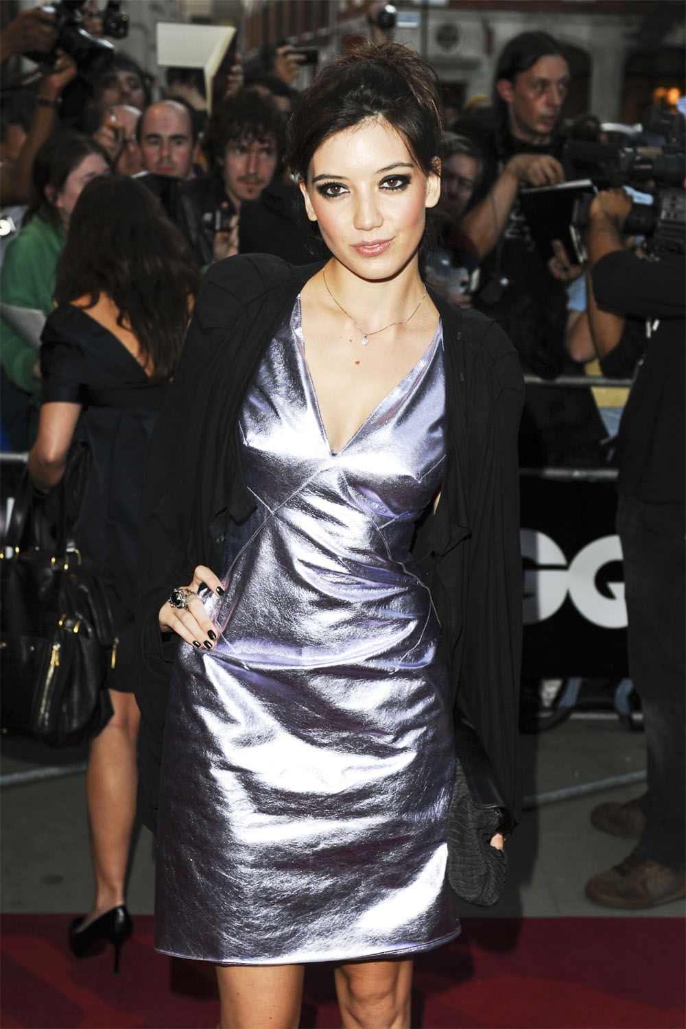 Daisy Lowe GQ Men Of The Year Awards