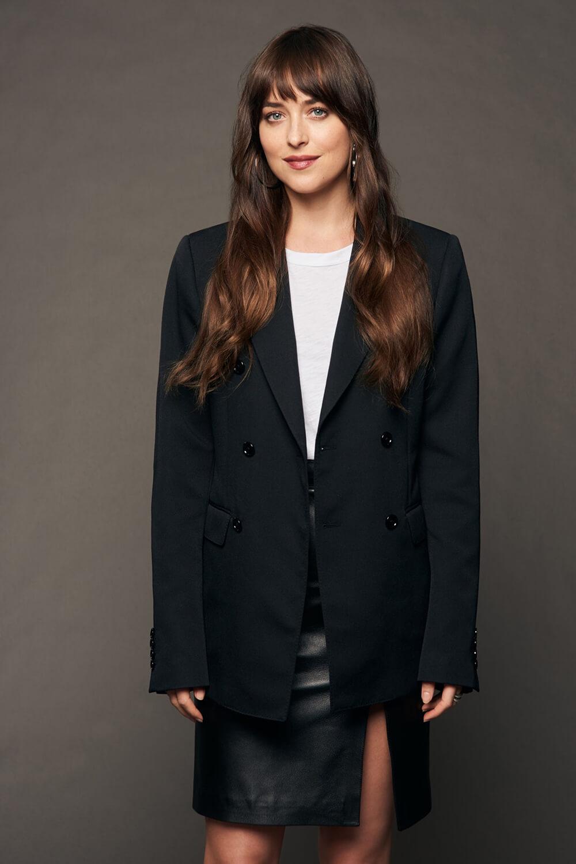 Dakota Johnson attends 2019 Toronto International Film Festival