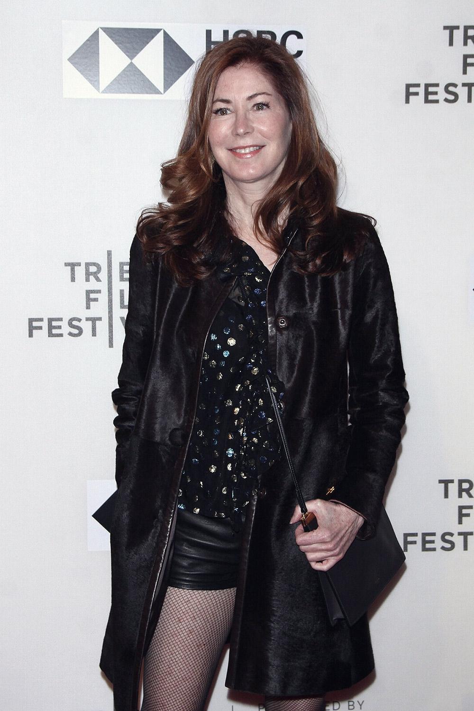 Dana Delany attends Tribeca Film Festival premiere
