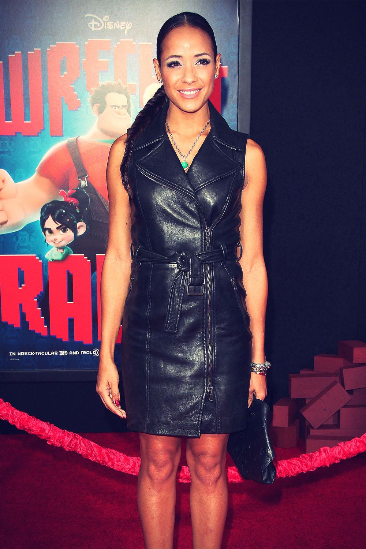 Dania Ramirez at the premiere of Wreck-It Ralph
