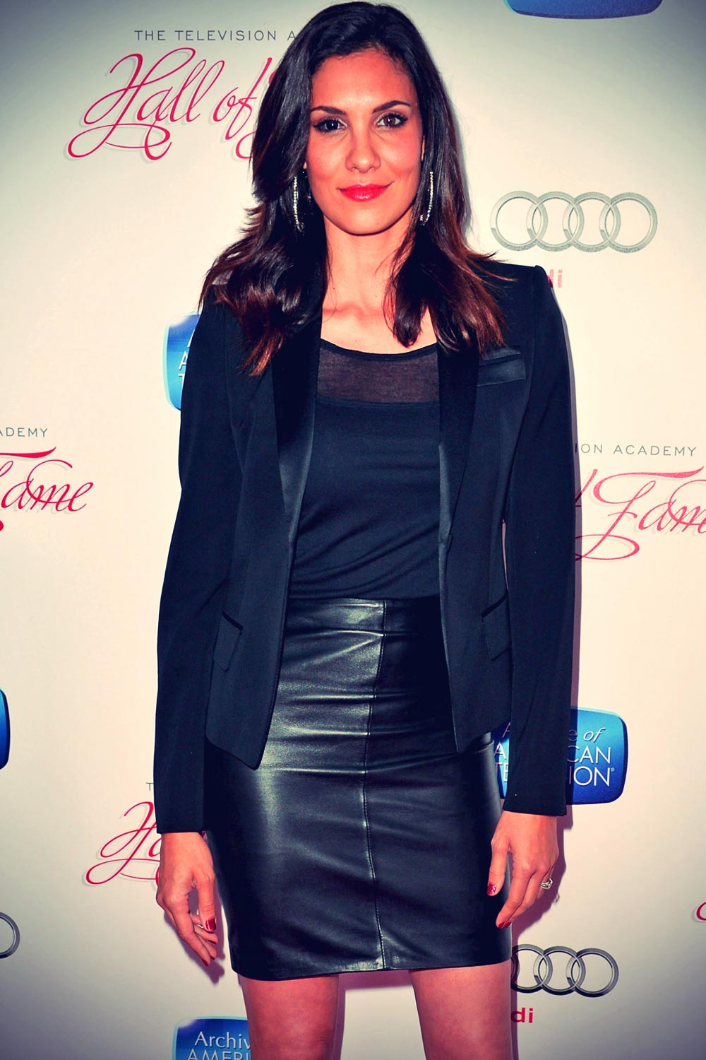 Daniela Ruah Attends The Academy Of Television Arts