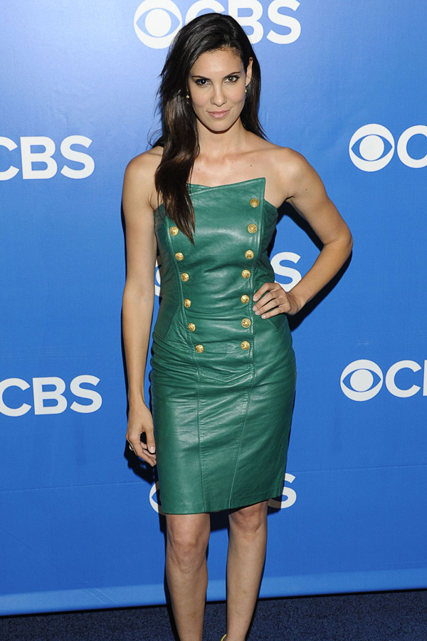 Daniela Ruah at 2012 CBS Upfront in New York (16.05.2012)
