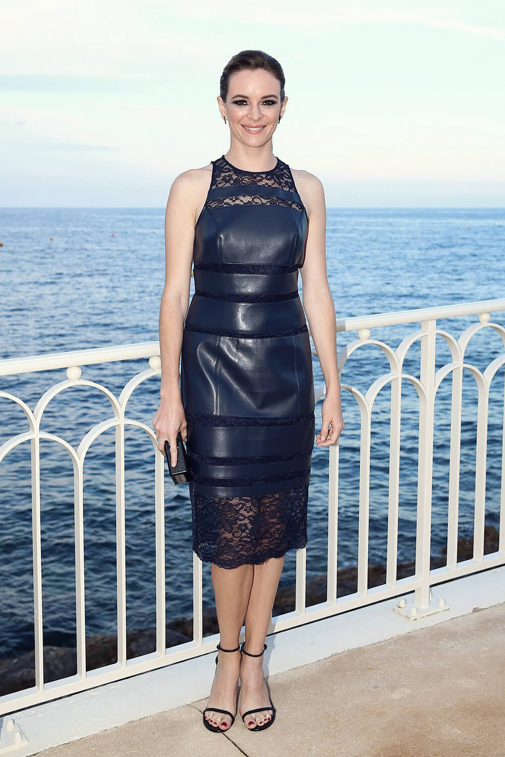 Danielle Panabaker at the 56th Monte Carlo TV Festival