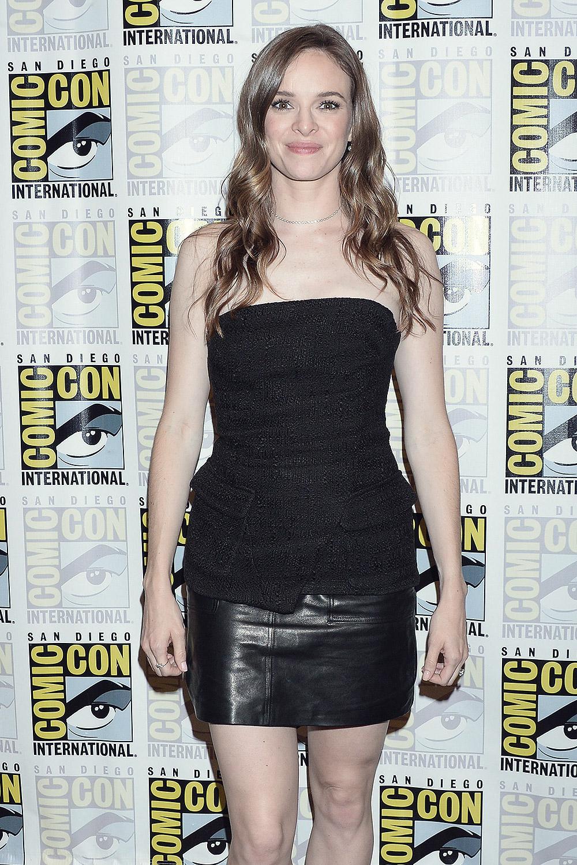 Danielle panabaker mini skirt photos 343