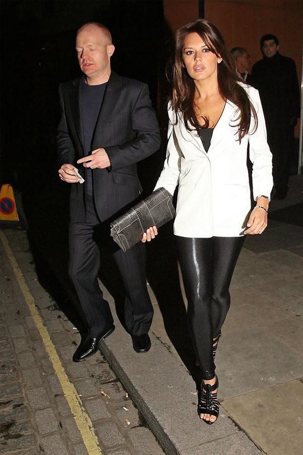 Danielle Lineker and Gary Lineker at the Zuma