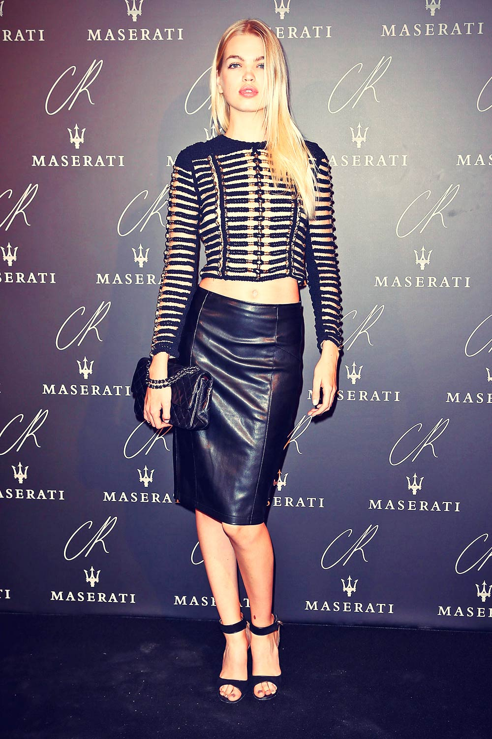 Daphne Groeneveld attends the CR Fashion Book Issue No.5 Launch Party