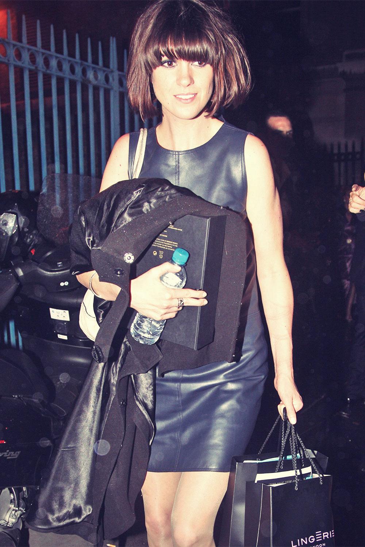 Dawn Porter attends Agent Provocateur Fashion Show