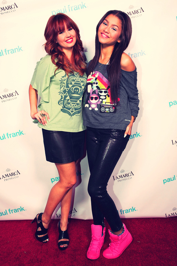 Debby Ryan at Paul Frank Fashion's Night Out