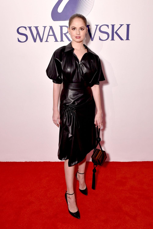 Debby Ryan attends Swarovski's Nice or Naughty