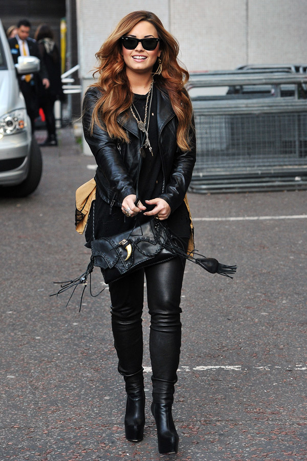 Demi Lovato at Daybreak in London