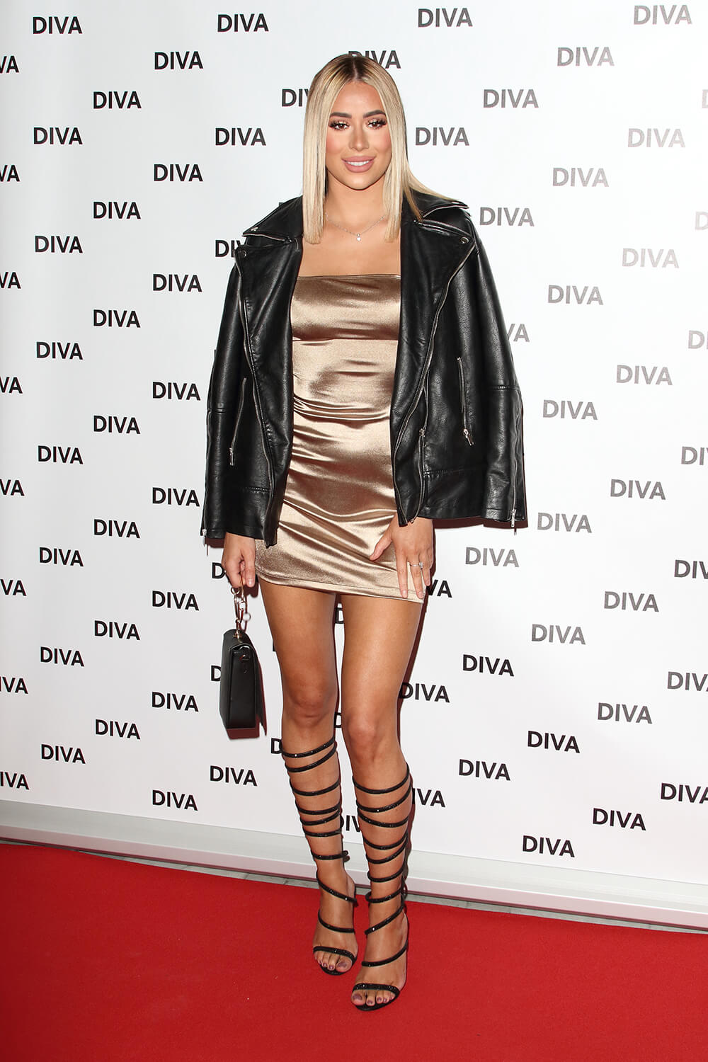 Demi Sims attends DIVA Magazine Awards