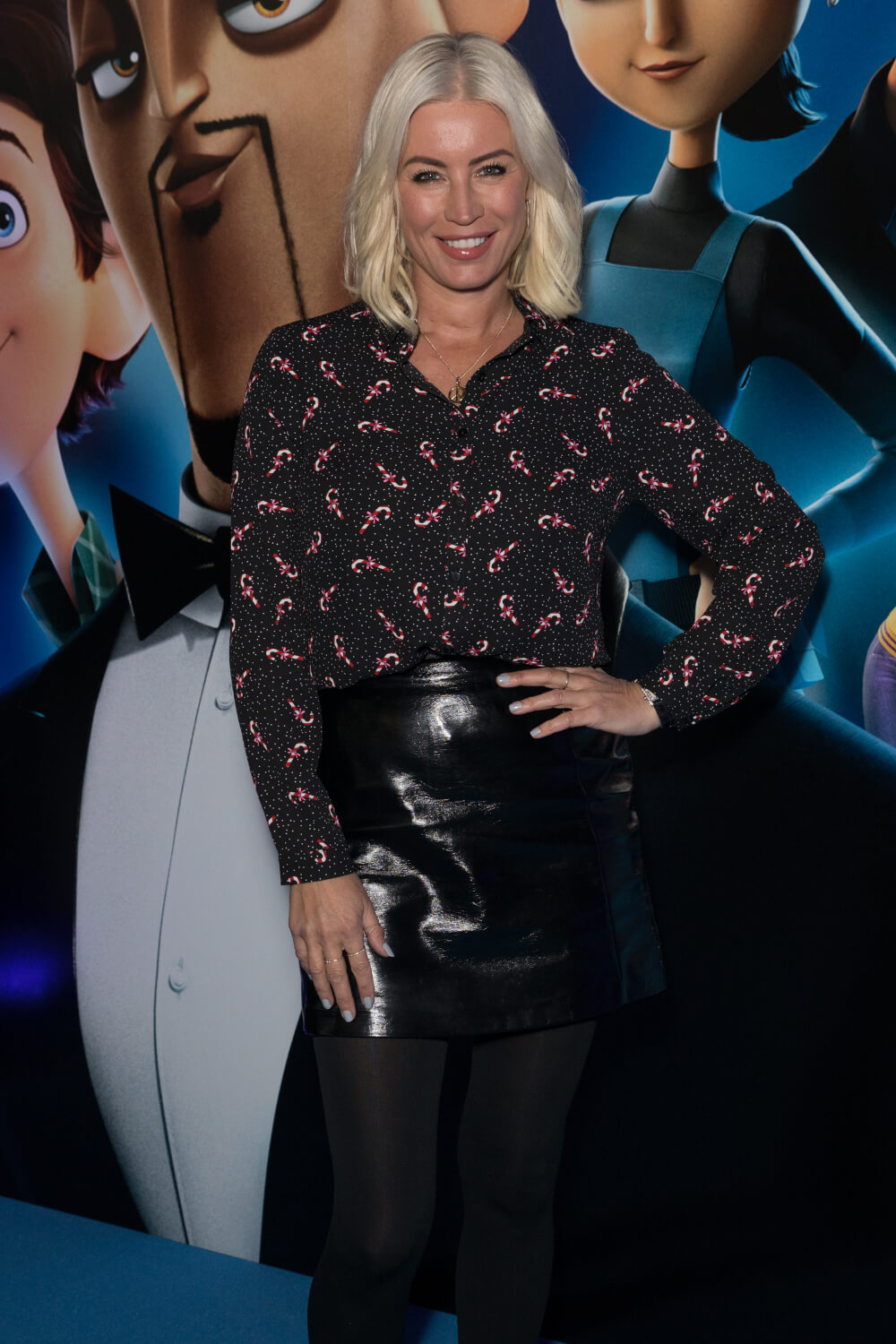 Denise Van Outen attends Spies