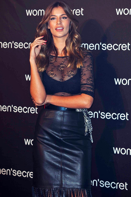 Desiree Cordero attends Women Secret Videoclip Presentation & SS 2016 Lingerie Collection