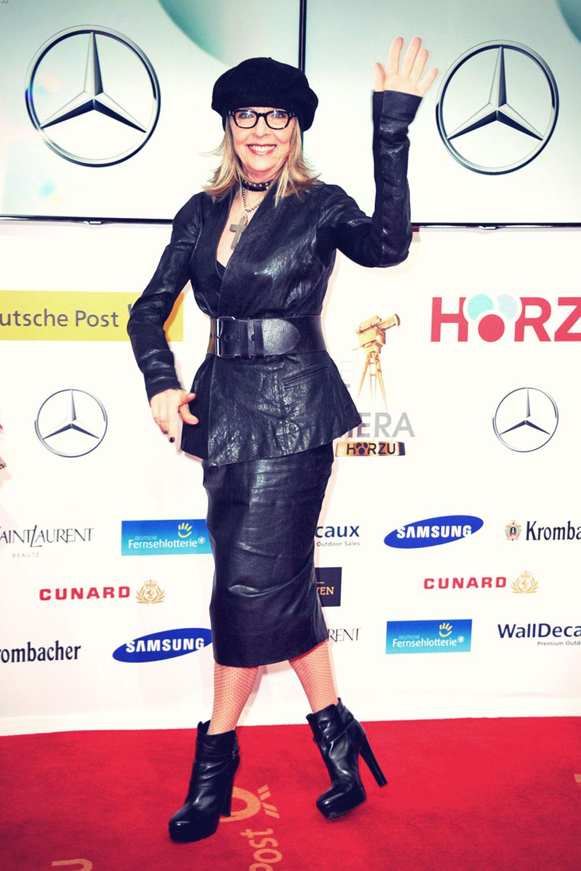 Diane Keaton attends the 2014 Goldene Kamera Awards