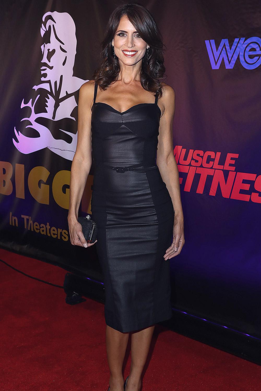 Diane Sorrentino attends BIGGER World Premiere