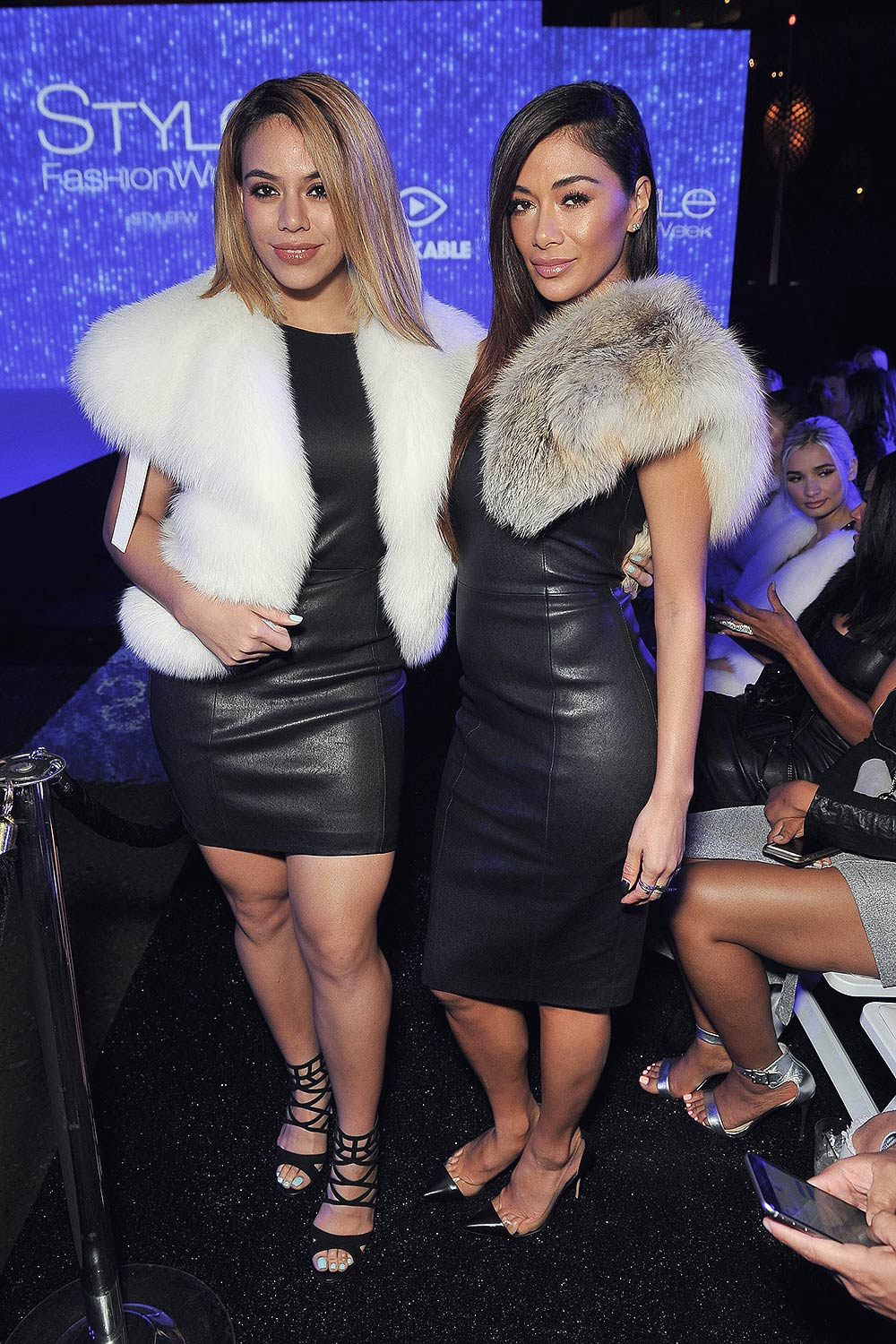 Dinah Jane attends the debut of Thomas Wylde's 'Warrior II' collection